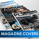 Advanced Magazine Cover Templates - GraphicRiver Item for Sale