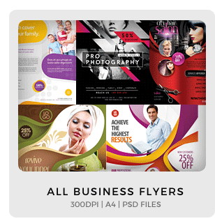 Multi-utility Flyer For Different Business - 7 - 16