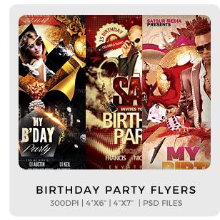 Urban Legendz Party Flyer - 14