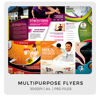 Multi-utility Flyer For Different Business - 7 - 10