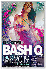 """8.5""""x11"""" Event Flyer in two colors - 21"""