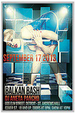 """8.5""""x11"""" Event Flyer in two colors - 36"""