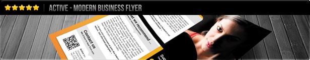 Modern Business Flyer Bundle - 1