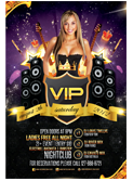 Valentines Traffic Light Party Flyer + FB Cover - 120
