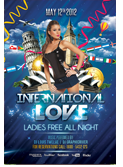 Valentines Traffic Light Party Flyer + FB Cover - 121