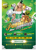 Valentines Traffic Light Party Flyer + FB Cover - 137