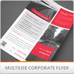 Multipurpose Corporate Flyers, Magazine Ads vol. 8
