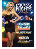 Valentines Traffic Light Party Flyer + FB Cover - 66