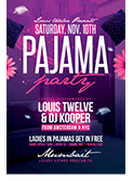 Valentines Traffic Light Party Flyer + FB Cover - 67