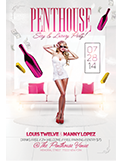 Valentines Traffic Light Party Flyer + FB Cover - 73