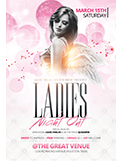 Valentines Traffic Light Party Flyer + FB Cover - 85