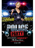 Valentines Traffic Light Party Flyer + FB Cover - 86