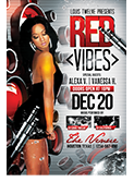 Valentines Traffic Light Party Flyer + FB Cover - 105