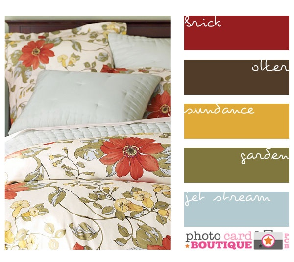 Color inspiration warm rustic palette bedroom color for Bedroom inspiration color palette