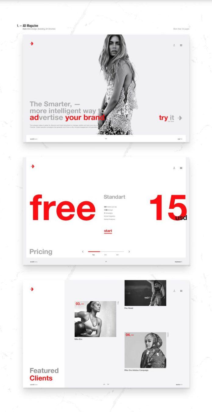 Infographics , UI Design Et Web Design