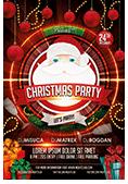 Christmas and New Year Flyer Bundle - 12