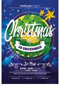 Christmas and New Year Flyer Bundle - 2
