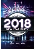 Christmas and New Year Flyer Bundle - 14