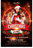 Christmas and New Year Flyer Bundle - 11