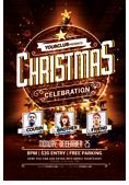Christmas and New Year Flyer Bundle - 20