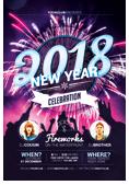 Christmas and New Year Flyer Bundle - 15