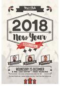 Christmas and New Year Flyer Bundle - 17