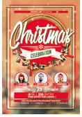Christmas and New Year Flyer Bundle - 24