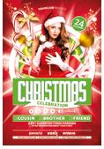 Christmas and New Year Flyer Bundle - 22