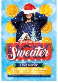 Christmas and New Year Flyer Bundle - 32