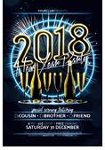 Christmas and New Year Flyer Bundle - 39