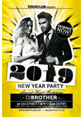 Christmas and New Year Flyer Bundle - 35