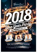 Christmas and New Year Flyer Bundle - 38