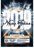 Christmas and New Year Flyer Bundle - 33
