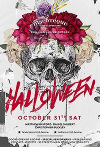 Halloween Flyer - 4