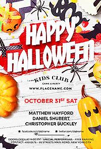 Halloween Flyer - 6