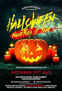 Halloween Flyer - 8