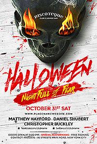 Halloween Flyer - 7