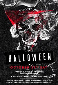 Halloween Flyer - 9