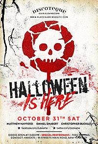 Halloween Flyer - 12