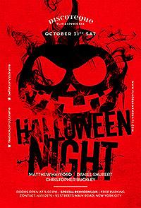 Halloween Flyer - 13