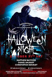 Halloween Flyer - 14