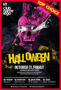 Halloween Flyer - 17
