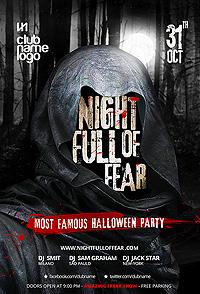 Halloween Flyer - 22
