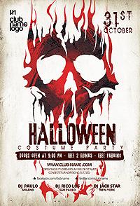 Halloween Flyer - 27