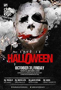 Halloween Flyer - 28