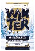 Christmas and New Year Flyer Bundle - 1