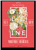 Indie Week Flyer/Poster - 3