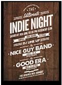 Indie Week Flyer/Poster - 12