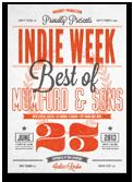 Indie Week Flyer/Poster - 17