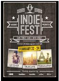 Indie Week Flyer/Poster - 19